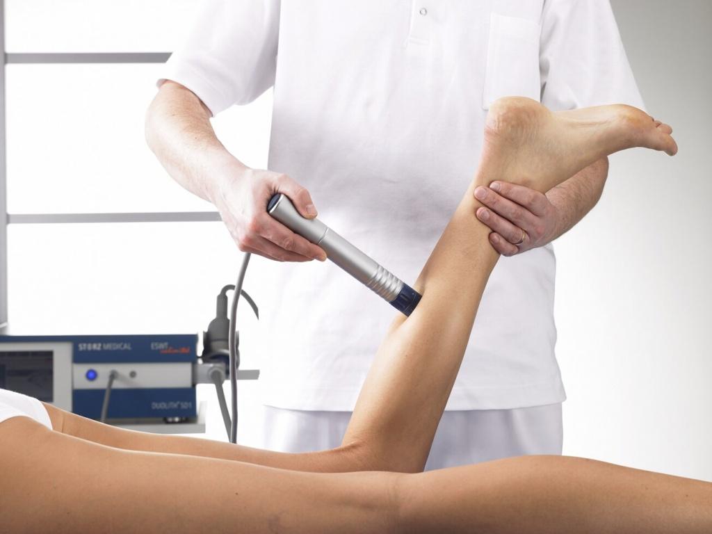 Данная физиотерапия благотворно влияет на ход лечения дегенеративно-дистрофических патологий и лечение проблем опорно-двигательного характера.